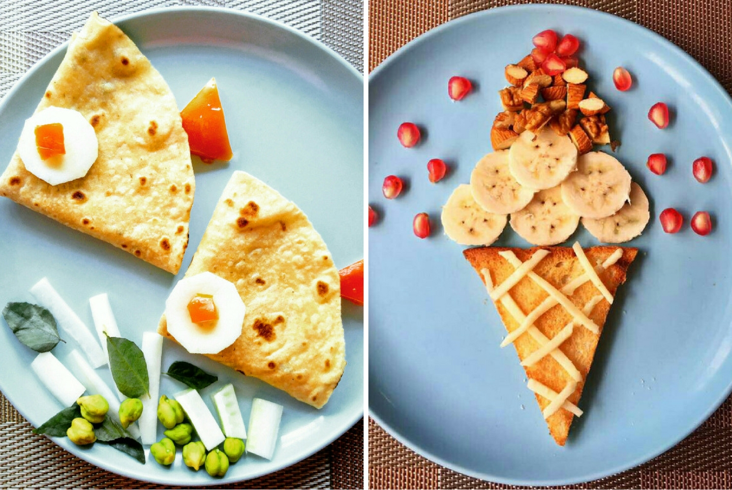 Creative food art by sonam jain firstmomsclub for Creation cuisine