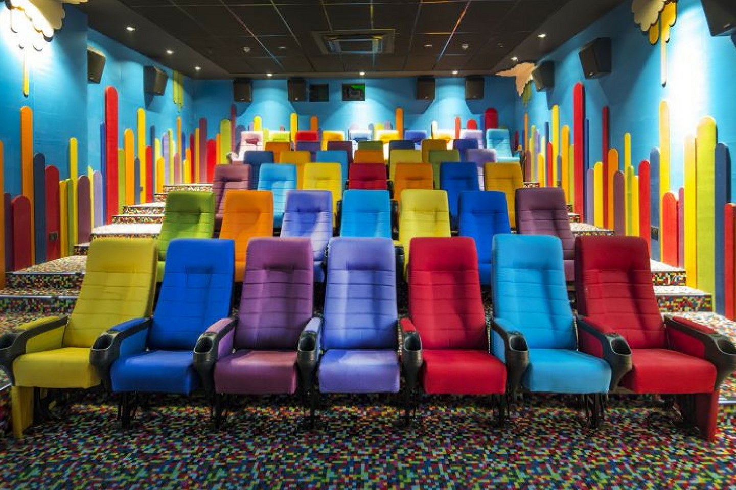 Review Of Mumbai S First Kids Only Movie Theatre Metro S