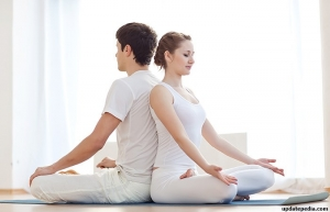 5 couple yoga poses to build intimacy  firstmomsclub