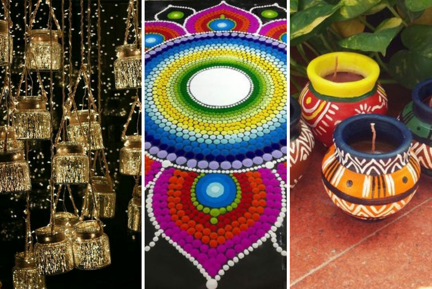 5 Ideas For A Beautiful Diwali From Pinterest Firstmomsclub